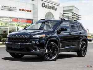 2018 Jeep Cherokee LIMITED | DEMO | BLIND SPOT | NAV | PANO ROOF