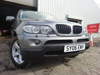 06 BMW X5 SE DIESEL 3.0 AUTOMATIC,MOT AUG 017,2 OWNER FROM NEW,PART SERVICE HISTORY,STUNNING EXAMPLE