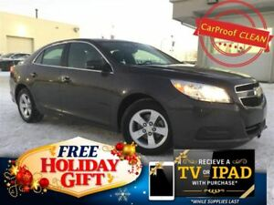 2013 Chevrolet Malibu 1LT (Colored Touch, Remote Start)