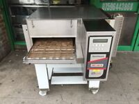 """COMMERCIAL CATERING GAS ZANOLLI PIZZA OVEN 21"""" CAFE KEBAB CHICKEN RESTAURANT KITCHEN BAR SHOP"""