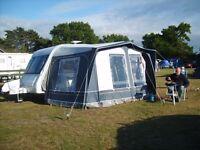 StarCamp Daytona Awning - Size 6 775-800cm