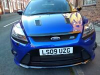 2009 09 FORD FOCUS MK2 RS may px swap why