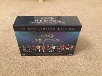 10 FOOTBALL DVD SET