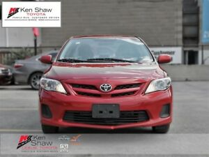 2013 Toyota Corolla CE POWER WINDOWS