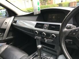 Bmw 525d 54 plate automatic
