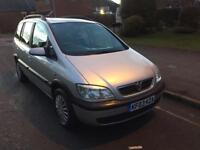 Vauxhall Zafira 2.0 Diesel Desgin 12 Months mot