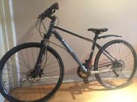 Trek 8.4 DS - MENS - Hybrid specialized mountain bike - commuter bicycle
