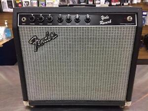 Ampli de guitare FENDER Yale Reverb 65W  **très rare**  excellente condition  #F014763