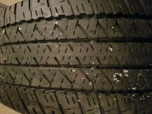 4 PNEUS ETE FIRESTONE 215 60 16    - 4 SUMMER TIRES