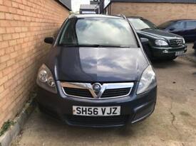 Vauxhall Zafira 1.9 Diesle