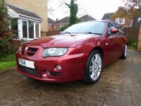 2004 MG ZT-T CDTi+ (BMW engine, nightfire red, 135k miles, MOT) **SOME FAULTS**