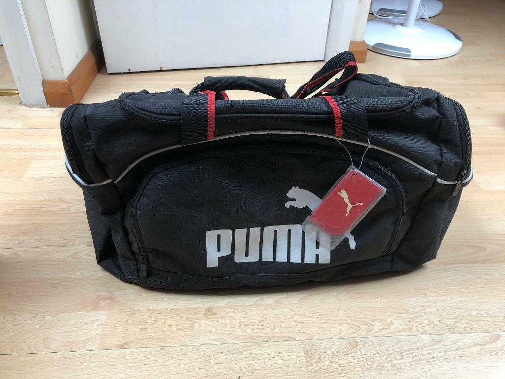 c30761c9b29307 Puma Duffle Bag/Gym Bag/Carrier Bag Limited Edition   in Newham ...