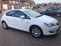 Vauxhall Astra 1.7 Exclusive CDTI