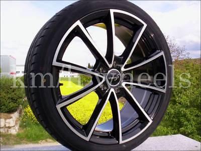 Winterräder Winterreifen 19 Zoll Wheelworld WH28 f. Mercedes Audi S5 A5 A6 A7 A8 gebraucht kaufen  Leingarten