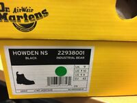 Dr Doc Martens. Size 9. Howden style. Brand new boxed.