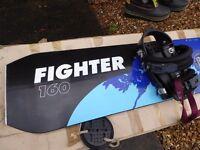 Wild duck snowboard 1.6 m