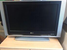 LG LCD tv 27.5 inch