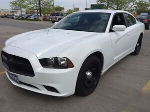 2014 Dodge Charger ex-Police | push 2 start | A/C | RWD