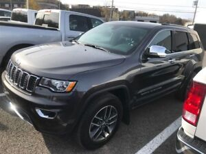 2017 Jeep Grand Cherokee Limited *4X4 AED BLUETOOTH*