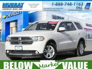 2012 Dodge Durango SXT  **new tires! new brakes!**