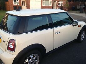 Bmw Mini one 1.6 as new 1 owner low mileage