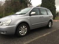 Kia Sedona Ts diesel,Top model,full adult seven seats