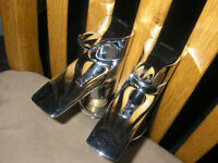 Bristan Capri Contemporary Bath Pillar Taps x 2 HOT & COLD - Chrome Contemporary