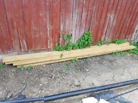 6x2 Treated Timbers, 3.0m long (3)