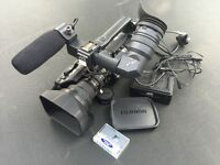 JVC GY-HD 101 HD camera
