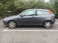 Ford Focus (leather seats)