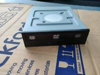 LiteOn 16x DVD+/-RW/RAM SATA Black