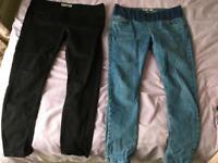 Topshop Jamie Jeans, Maternity Size 16