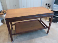 Remploy Folding Extending Coffee Table