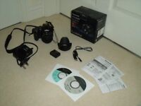 Panasonic DMC-FZ200 Digital Bridge Camera