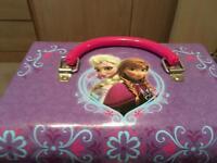Frozen Trinket Box