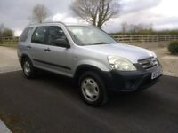 December 2005 Honda CR-V 2.0 i-VTEC SE 5dr *Low Miles*