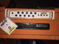 Orange AD30tc guitar amplifier w/flightcase and footswitch