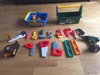Toy builders tool