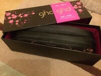 GHD Hair Straightners As New