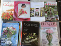 28 floristry books and magazines HA3 7PJ