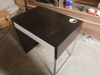 Work table with drawer -