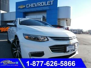 2016 Chevrolet Malibu 1LT - Nav & Panoramic Roof