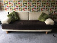 Sofa bed with storage,king size