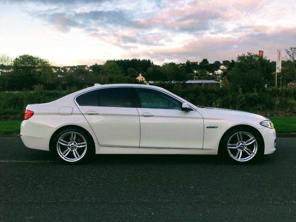 2013 BMW 520D SE AUTO ***FINANCE FROM £74 PER WEEK***