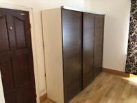 Ikea Elga 3 sliding door wardrobe