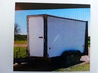 """Ifor Williams Twin Axel Box Trailer / Terapin Awning / Roller Shutter / Superb Trailer (10"""" X 5"""" )"""