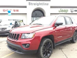 2012 Jeep Compass One Owner Trade, Low Mileage