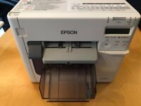 Epson CM-3500 Less 1 year old, hardly used, as new condition + 15k labels
