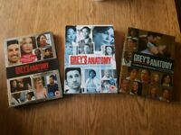 Greys anatomy series 1, 2 and 5