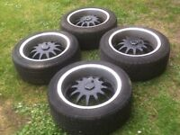 Alloys to suit vw